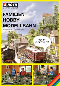NOCH Guidebook A Family Hobby - Model Railway