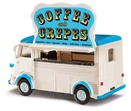 Busch H0 Citroen H, Coffe and Crepes
