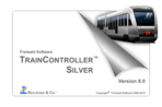 Train Controller Silber