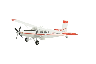 ACE 1:72 Pilatus PC-6 Turbo Porter Air-Glaciers HB-FDU