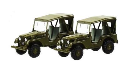 ACE H0 Willys Jeep M38A1