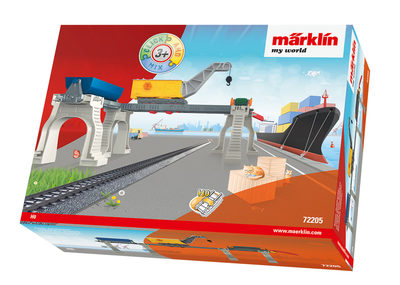 Märklin Verladestation (Click and Mix) ***Auslaufartikel***